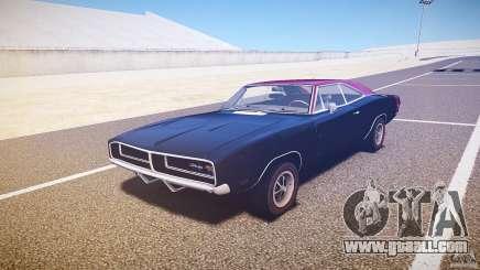 Dodge Charger RT 1969 v1.0 for GTA 4