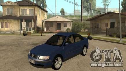 VW Passat B5 1.8T for GTA San Andreas