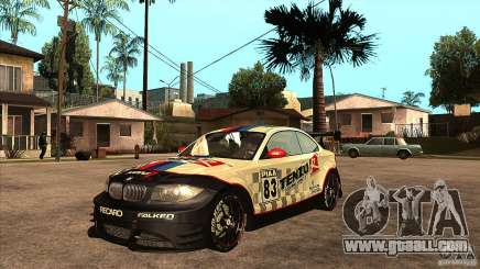 BMW 135i Coupe GP Edition Skin 1 for GTA San Andreas