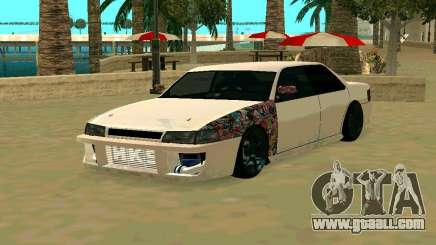 New Sultan v1.0 for GTA San Andreas