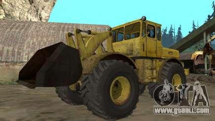 Kirovets k-701 for GTA San Andreas