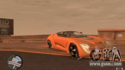 Bertone Mantide for GTA 4