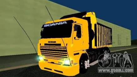 Scania 113H for GTA San Andreas