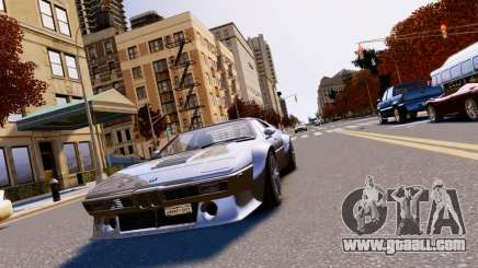 BMW M1 EPM v2.0 for GTA 4