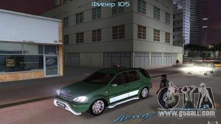 Mercedes-Benz ML55 Demec for GTA Vice City