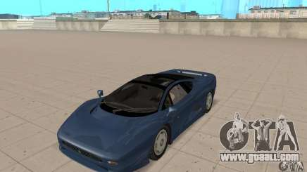 Jaguar XJ220 for GTA San Andreas