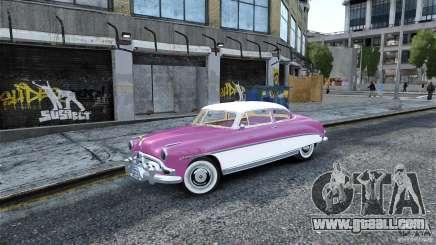 Hudson Hornet Coupe 1952 for GTA 4