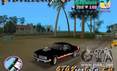 Diablos GTA 3 for GTA Vice City