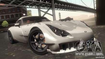 TVR Sagaris 2005 V1.0 for GTA San Andreas