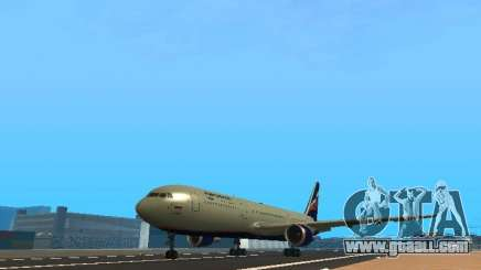 Boeing 767-300 Aeroflot for GTA San Andreas