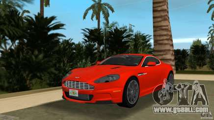 Aston Martin DBS V12 for GTA Vice City