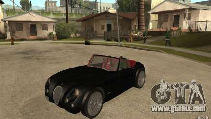 Wiesmann Roadster MF3 for GTA San Andreas