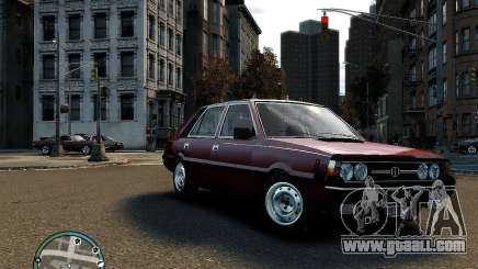 FSO Polonez 1500 Borewicz for GTA 4