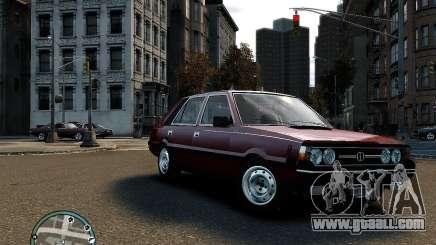 FSO Polonez 1500 Borewicz for GTA 4