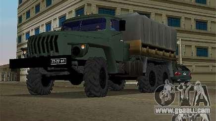 Ural 4320 for GTA Vice City