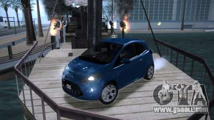 Ford Ka 2011 for GTA San Andreas