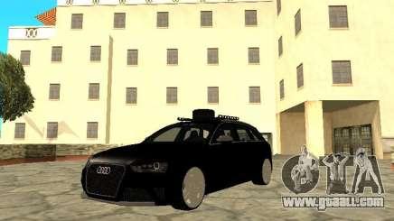 Audi RS4 Avant B8 2013 for GTA San Andreas