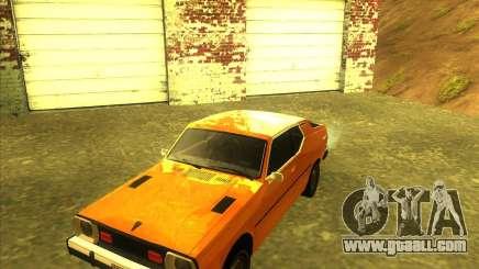 Datsun F10 1977 for GTA San Andreas