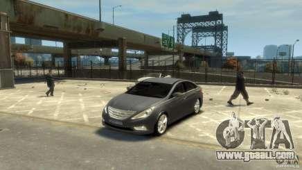 Hyundai Sonata for GTA 4