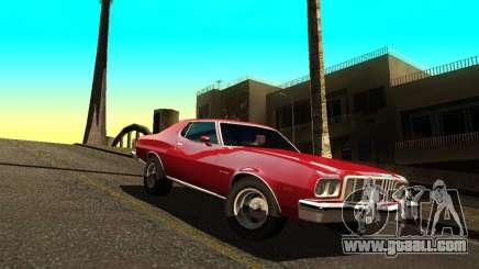 Ford Gran Torino 1975 for GTA San Andreas
