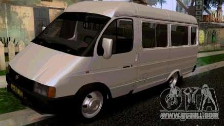 Gazelle 32213 1994 for GTA San Andreas