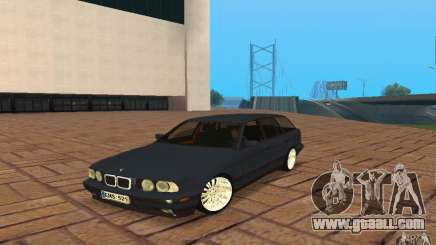BMW E34 535i Touring for GTA San Andreas