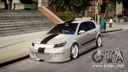 Opel Astra 1.9 TDI 2007 for GTA 4