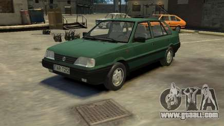 FSO Polonez for GTA 4
