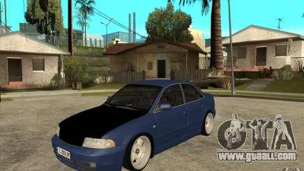 Audi A4 for GTA San Andreas