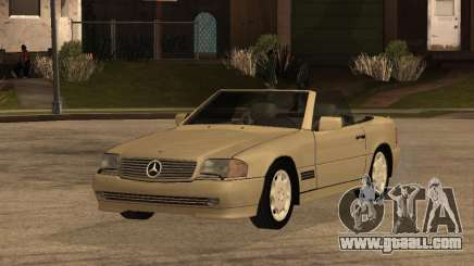 Mercedes-Benz 500SL for GTA San Andreas