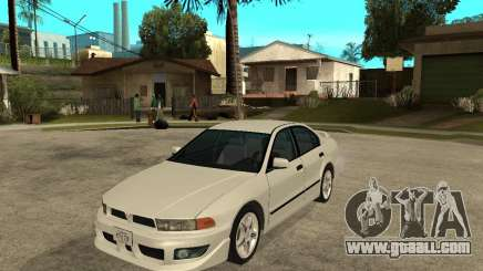 Mitsubishi Galant VR6 for GTA San Andreas