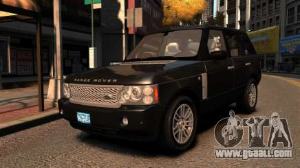Range Rover TDV8 Vogue for GTA 4