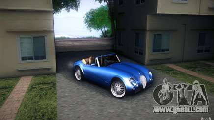 Wiesmann MF3 Roadster for GTA San Andreas