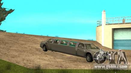 Cadillac DTS 2008 Limousine for GTA San Andreas