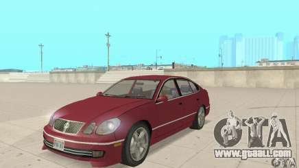Lexus GS430 1999 for GTA San Andreas
