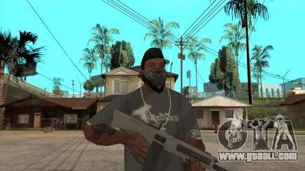 Atchisson assault shotgun (AA-12) for GTA San Andreas