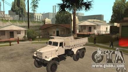 Gta 5 Dump Truck Location Kraz Dump Truck 225 For Gta