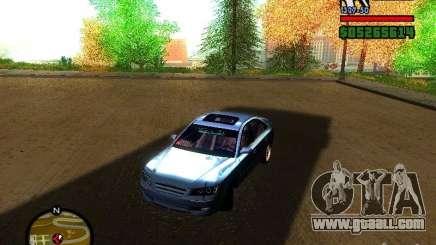 2008 Hyundai Sonata for GTA San Andreas