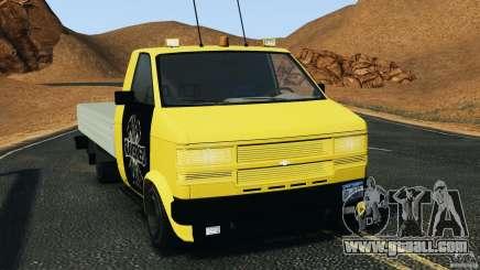 Chevrolet Yankee v1.0 [Beta] for GTA 4