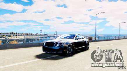 Bentley Continental SuperSports v2.5 for GTA 4