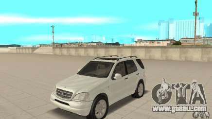 Mercedes-Benz ML 430 for GTA San Andreas