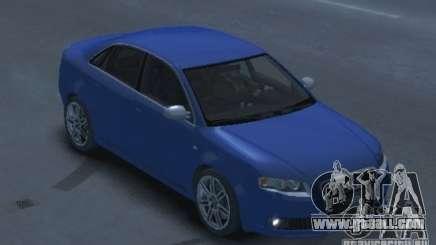 Audi RS4 v1.1 [NFS Undercover] for GTA 4