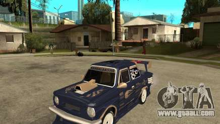 ZAZ-968 m STREET tune for GTA San Andreas