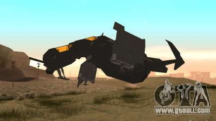 Vtol Crysis for GTA San Andreas