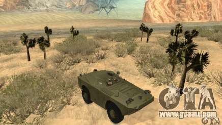 BRDM-1 Skin 1 for GTA San Andreas