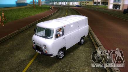 UAZ-3741 for GTA Vice City