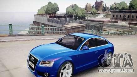 Audi A5 Sportback for GTA 4