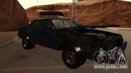 Emperor Rusty from GTA 4 for GTA San Andreas