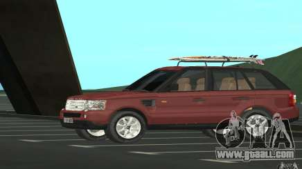 Land Rover Range Rover 2007 for GTA San Andreas