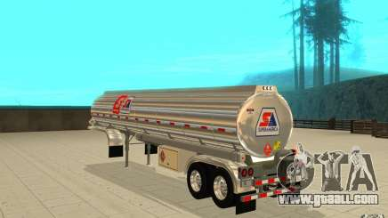 Semi Petrotr for GTA San Andreas